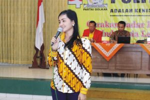 Video Profil Dina Hidayana